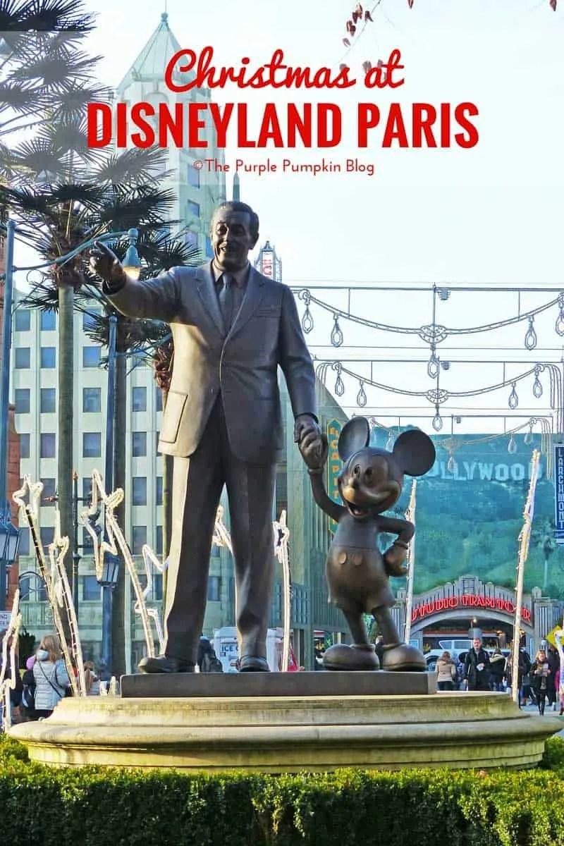 Christmas at Disneyland Paris - Trip Report. Part 7 is all about Walt Disney Studios Park
