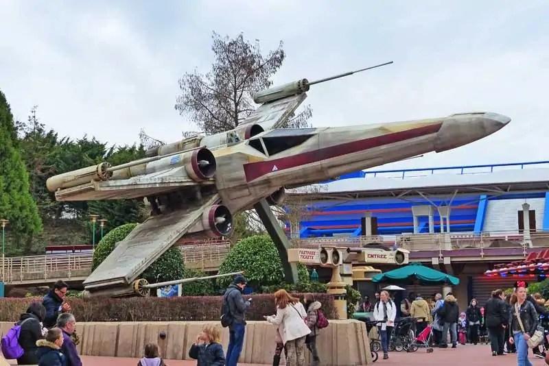 Discoveryland - Disneyland Park, Paris