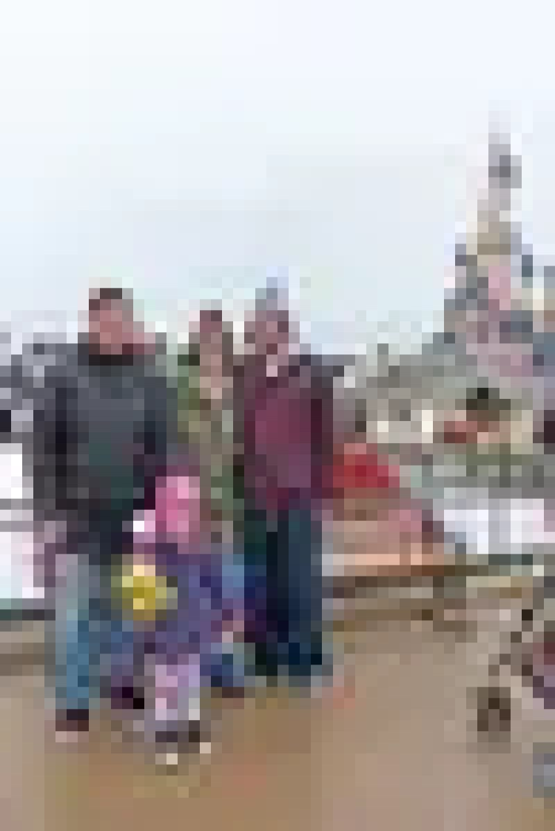 Us at Disneyland Paris