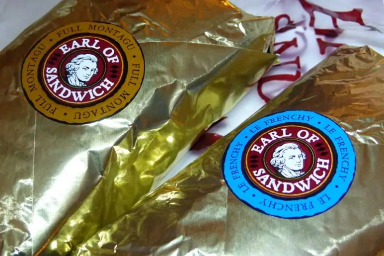 Earl of Sandwich - Disney Village - Disneyland Paris