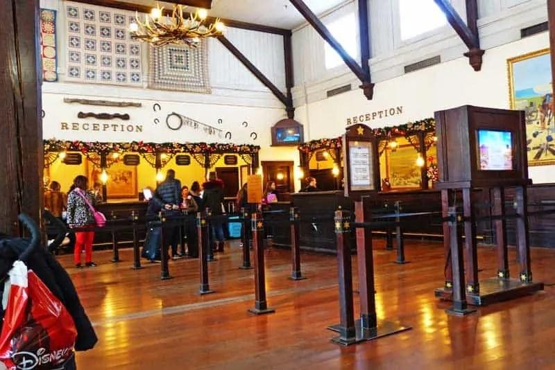 Hotel Cheyenne, Disneyland Resort Paris