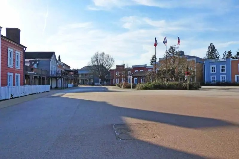 Hotel Cheyenne, Disneyland Resort Paris