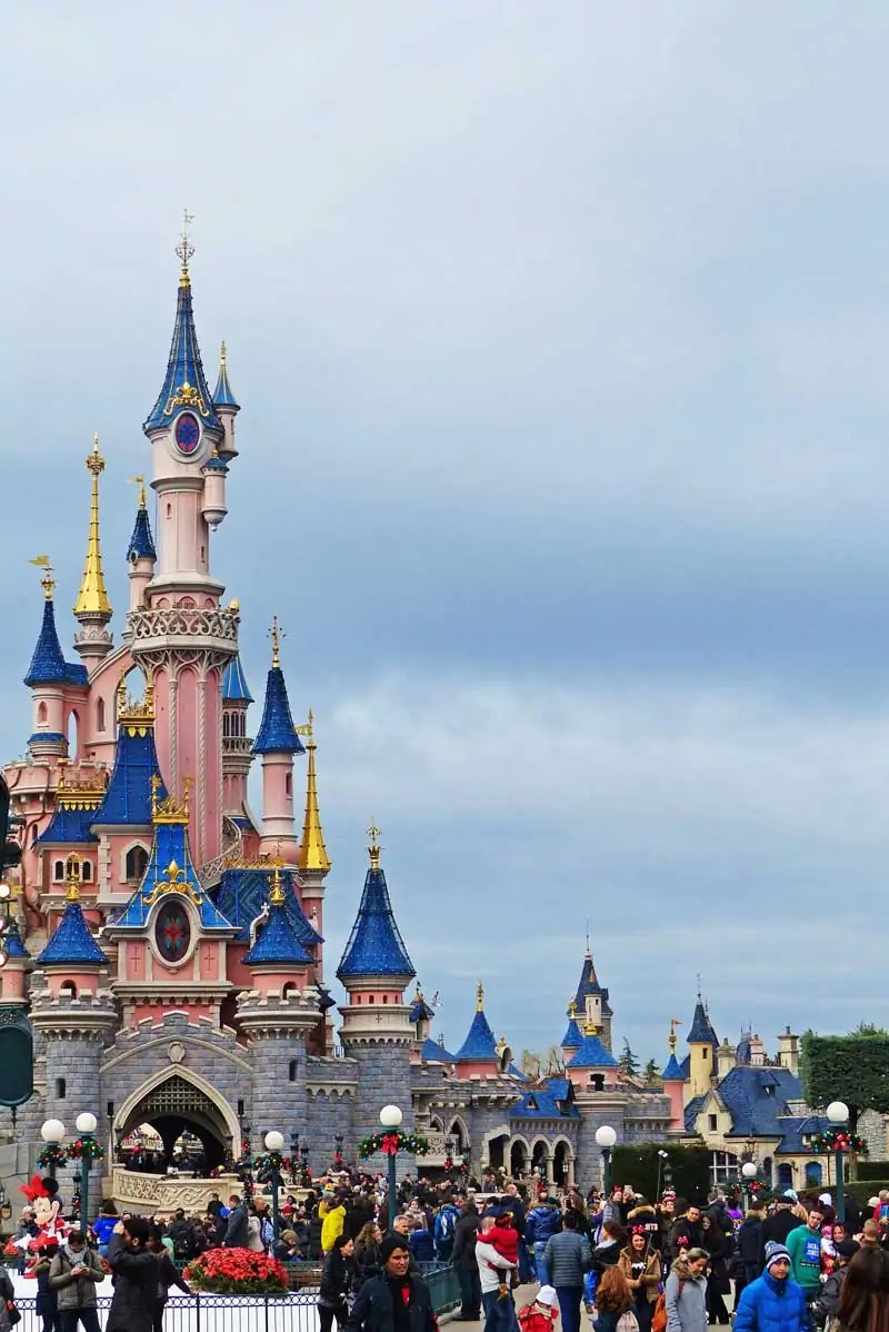 Sleeping Beauty Castle - Disneyland Paris