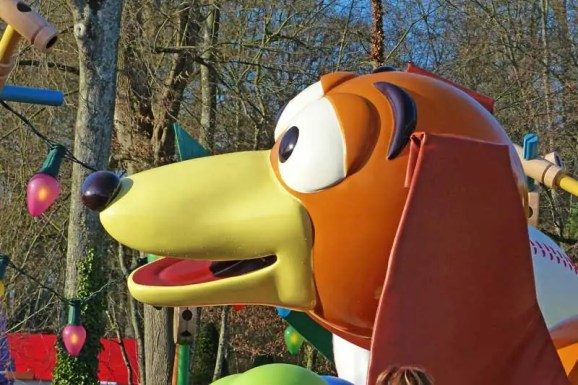 Toy Story Playland - Walt Disney Studios Park, Disneyland Paris