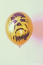 Star Wars Balloons - Chewbacca
