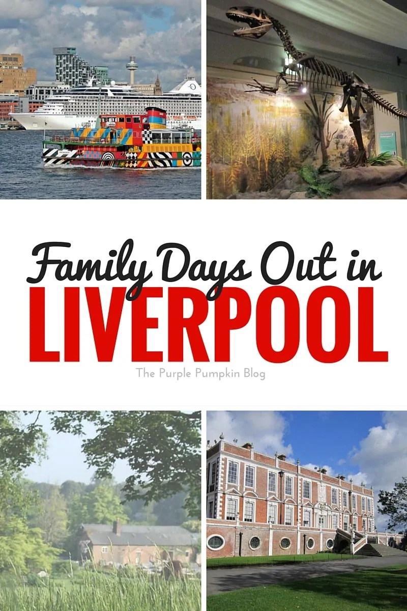 Family Days Out in Liverpool. Whether you are visiting Liverpool for a weekend getaway or are a city local, there are a vast number of different places to take your family on a day out.