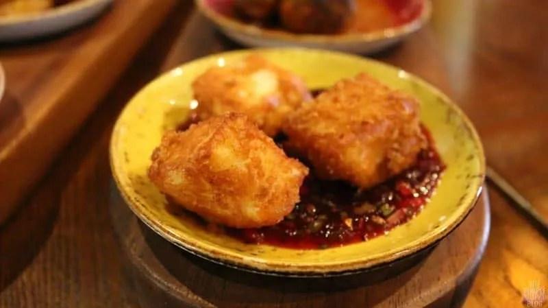 Chiquito - Street Food - Halloumi Bites