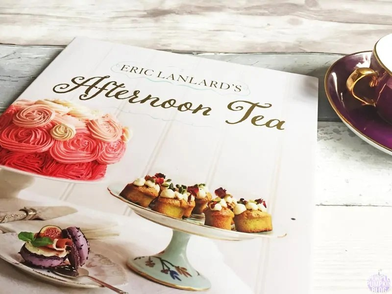 Afternoon Tea by Eric Lanlard