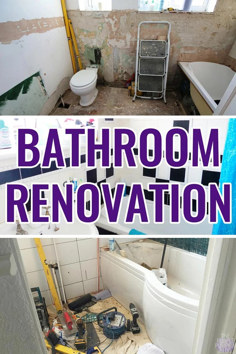 Bathroom Renovations In A Day tips for surviving a bathroom renovation (when you only have one