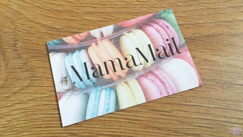 MamaMail from The Paperdashery