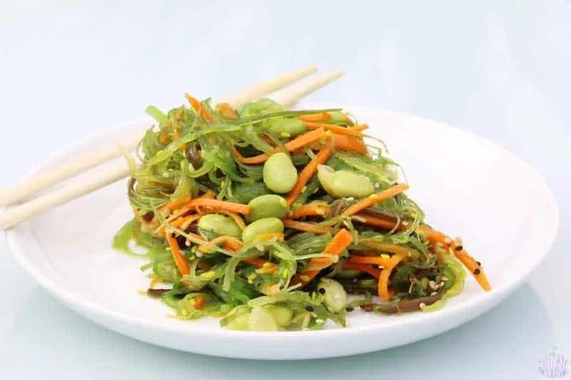 Kaiso Salad - Yo! Sushi