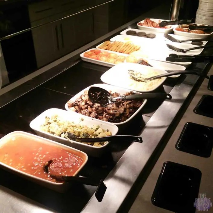 Breakfast at Premier Inn, Gatwick North