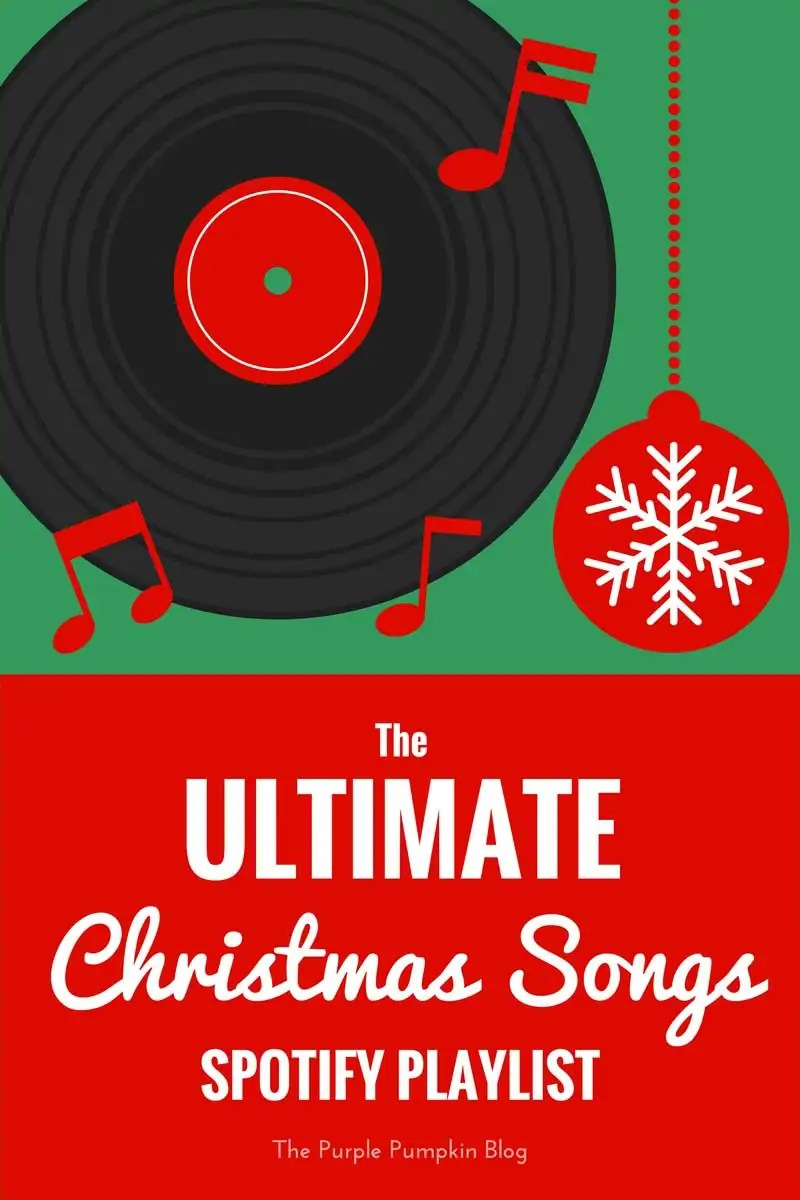 The Ultimate Christmas Songs Playlist! » The Purple Pumpkin Blog
