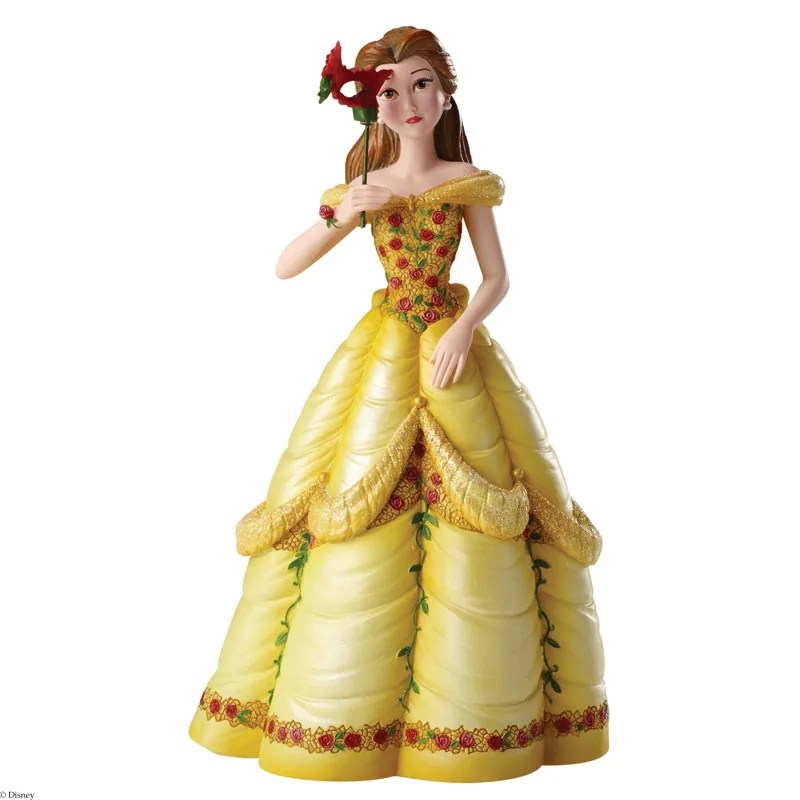 Disney Showcase Collection Haute Couture - Belle Masquerade Figurine