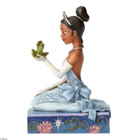 4054276 Resilient and Romantic (Tiana with Frog Figurine)
