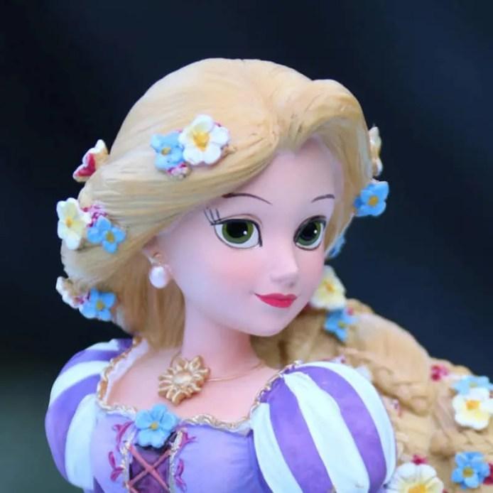 Disney Showcase Collection - Haute-Couture Rapunzel