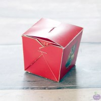 Free Printable Chinese Take Out Boxes