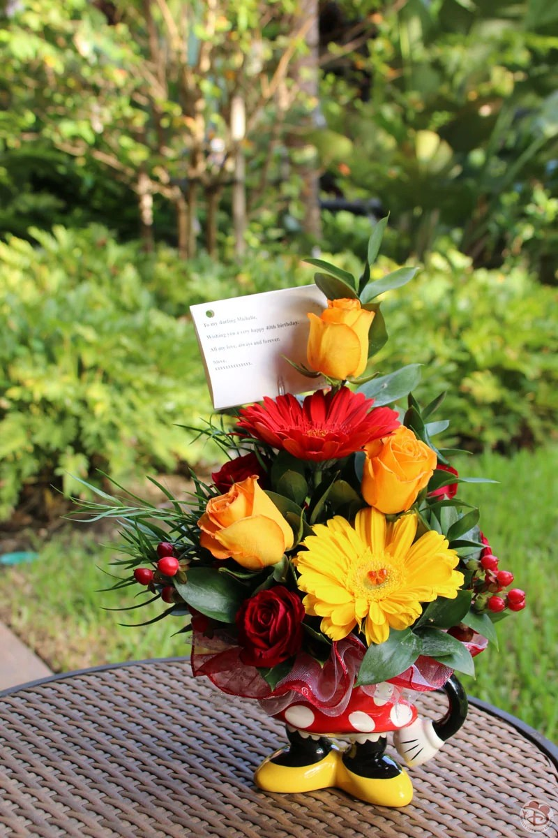 Disney Floral Gifts