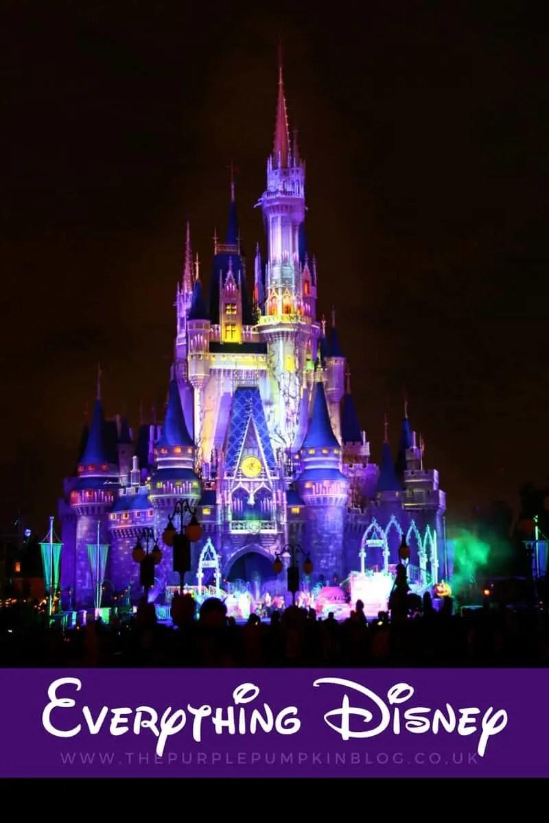 Everything Disney - a blog full of Disney ideas - free printables, Disney Park tips, photos, trip reports, recipes and more!