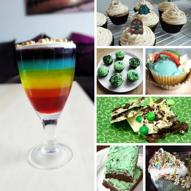 Sweet Recipes for St. Patrick's Day