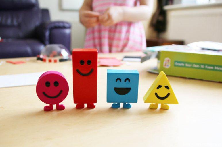 Mister Make Shapes Toys