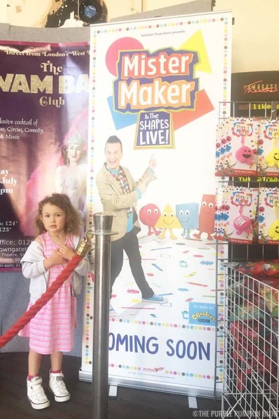Mister Maker Towngate Theatre Basildon (2)