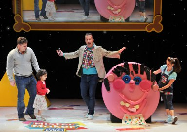 Mister Maker and The Shapes Live!