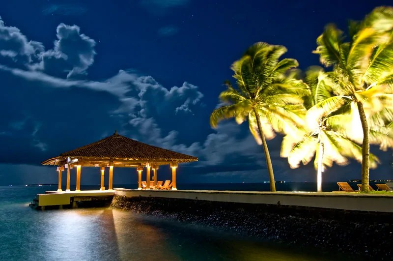 Private Getaway in the Maldives