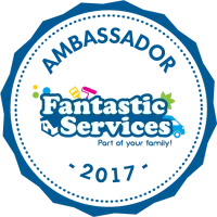 Fantastic Services Ambassador 2017 Badge