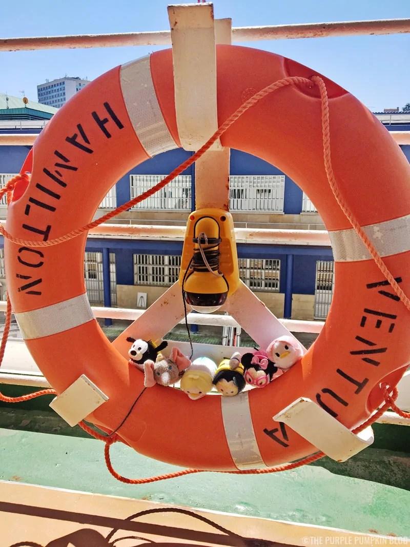 Tsum Tsum Vacation - Life Ring