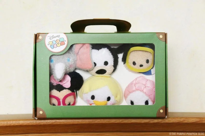 Tsum Tsum Vacation Pack