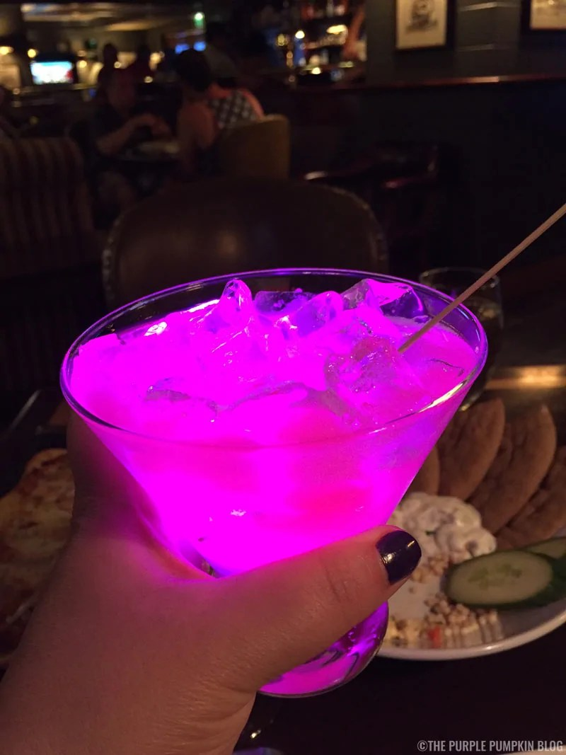 Magical Star Cocktail