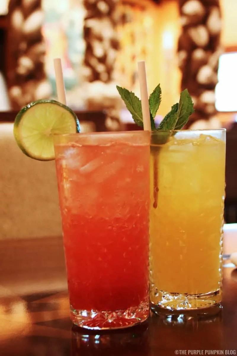 Tiffins Cocktails