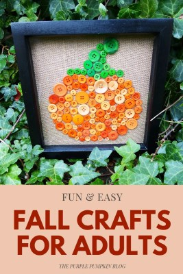 Fantastic Autumn Crafts For Adults To Make Fall Crafts For