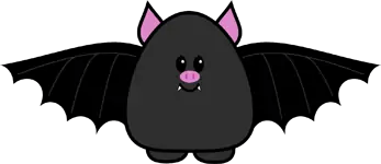 Cute Bat by The Purple Pumpkin Blog