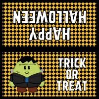 Halloween Favor Bag Labels