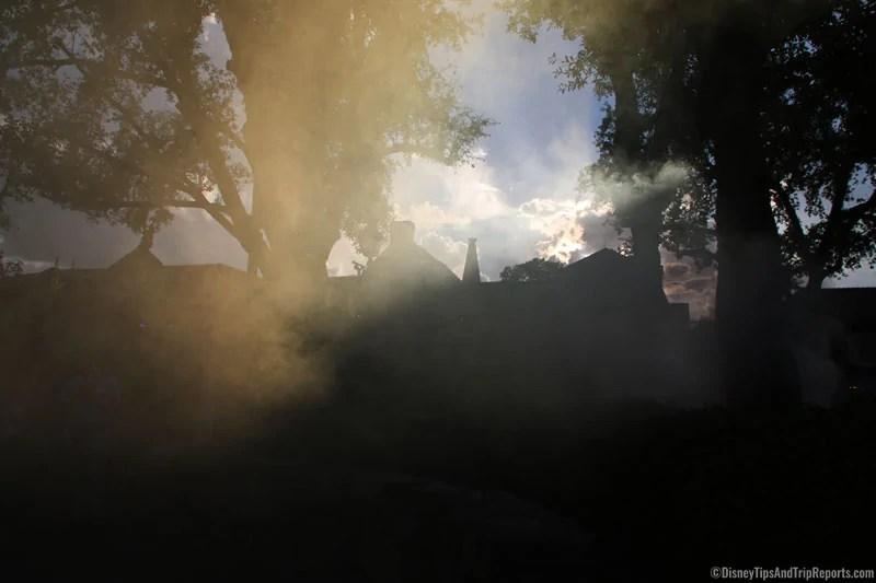 Misty Magic Kingdom
