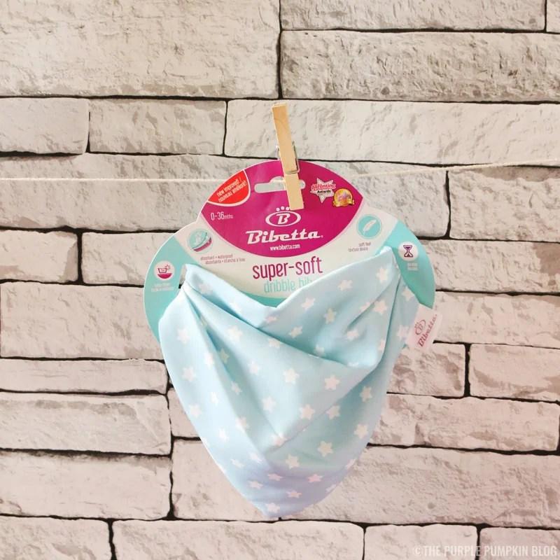 Bibetta's Super Soft Dribble Bib™
