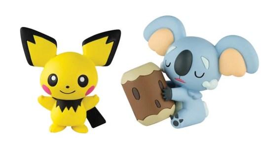 Pokemon Battle Action Figures