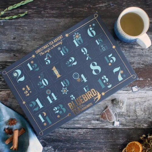 Blue Bird Tea Co Advent Calendar