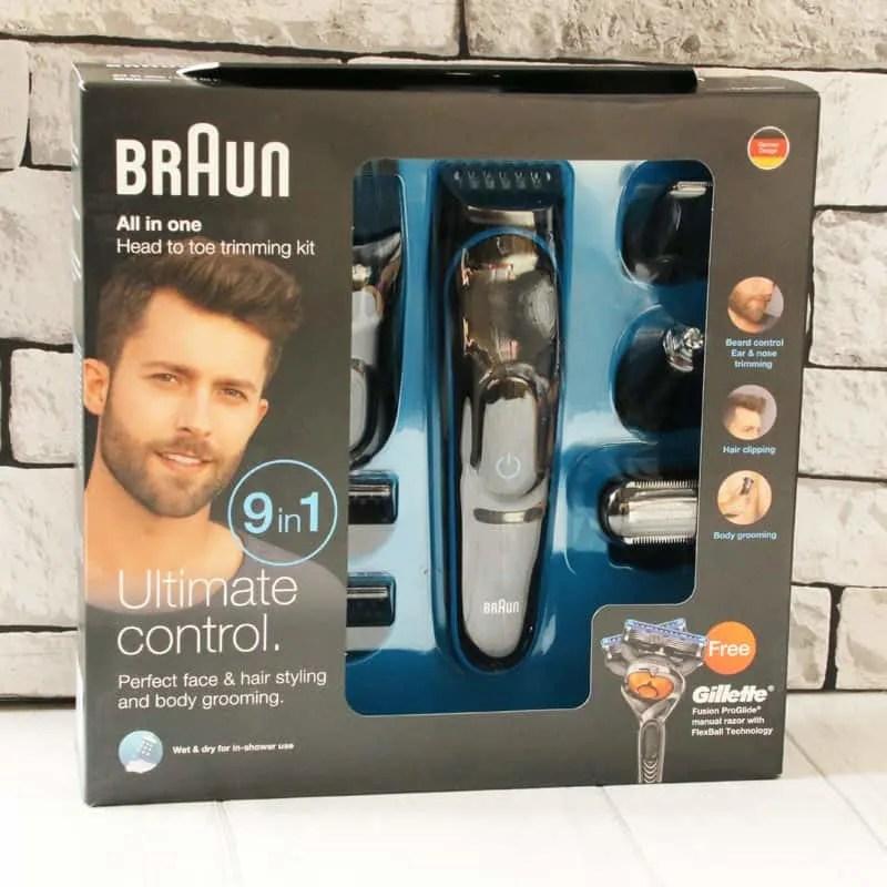 Braun Grooming Kit