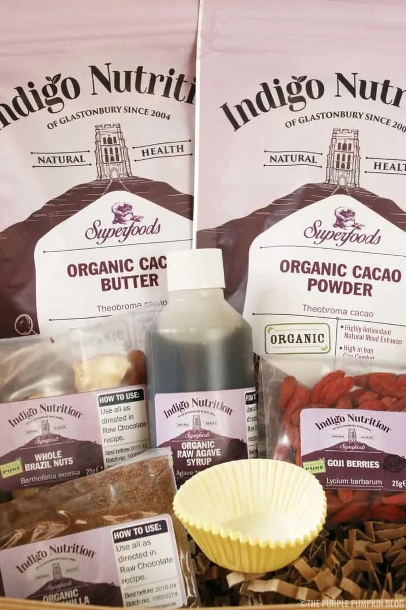 Indigo Chocolate Making Kit Gift Set