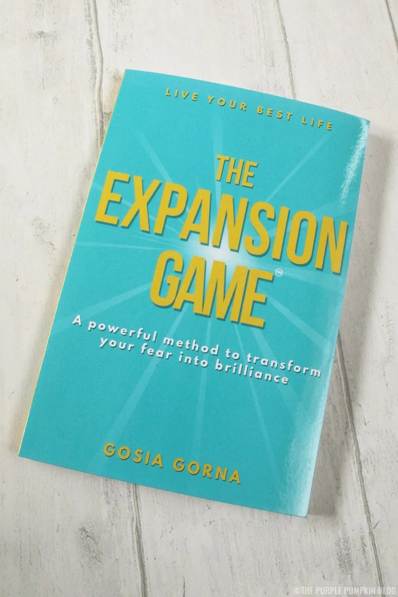 The Expansion Game by Gosia Gorna