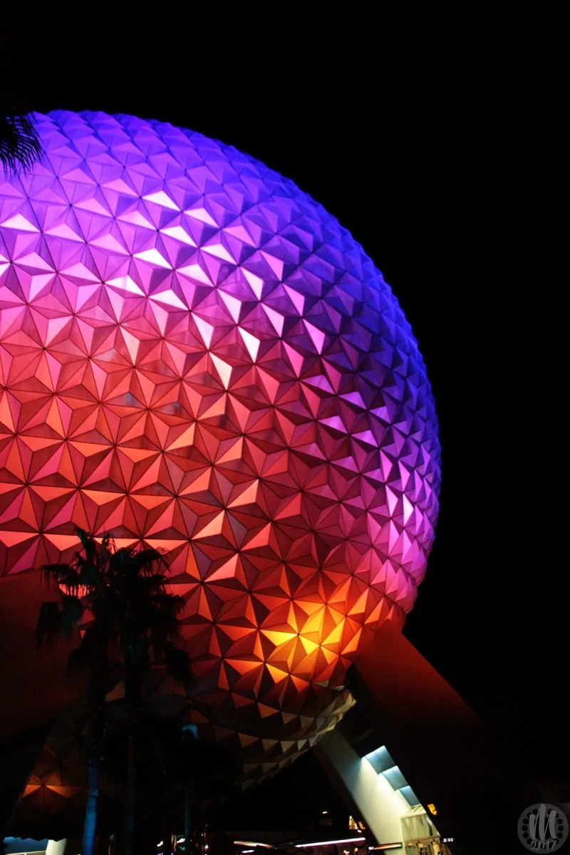 Project 365 - 2017 - Day 356 - Spaceship Earth