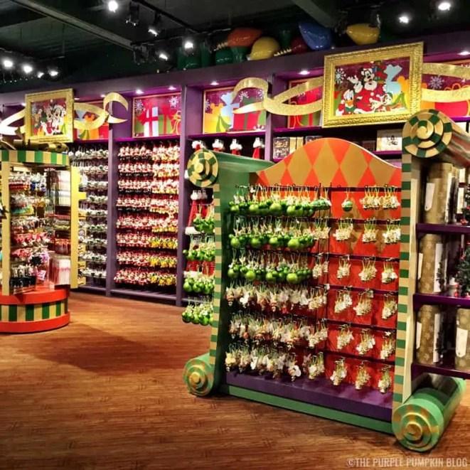 Disney Springs - Days of Christmas Store