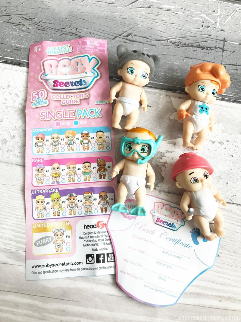 BABY Surprise Baby Dolls