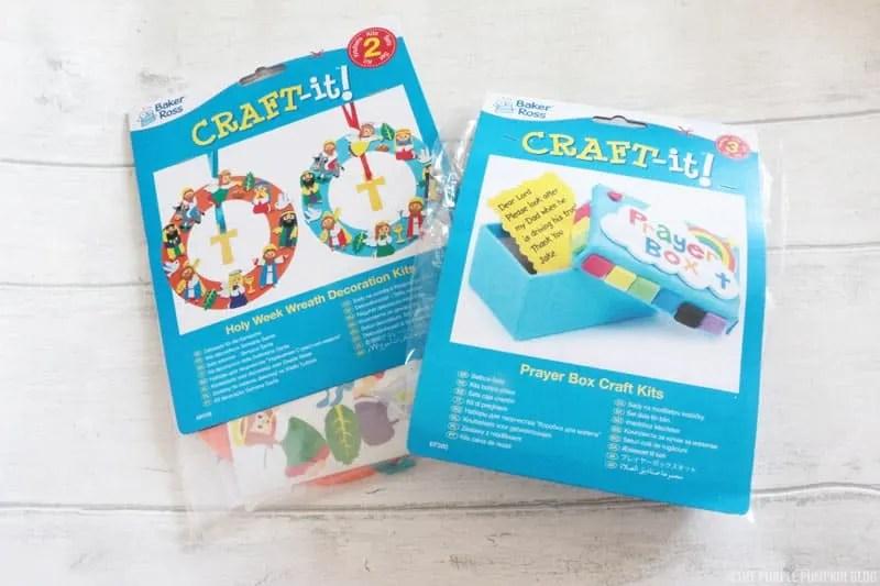 Baker Ross Craft Supplies