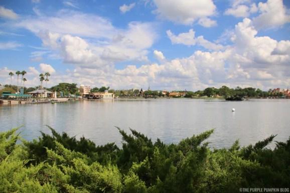 World Showcase Lagoon