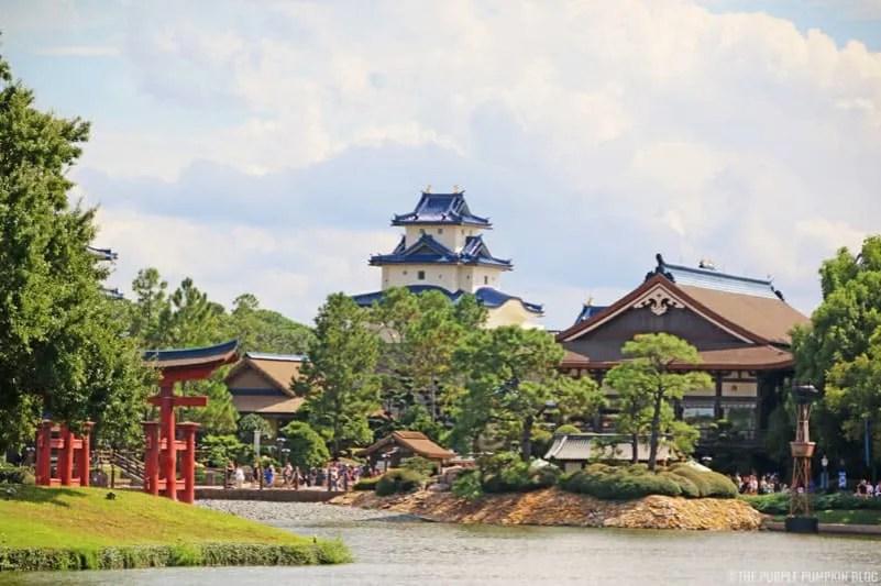 Japan Pavilion - Epcot World Showcase