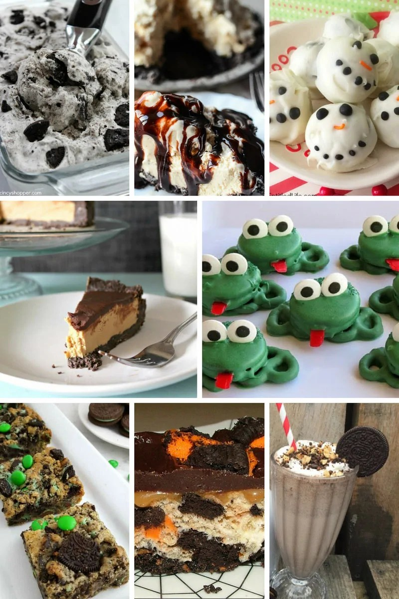 More Oreo Recipes